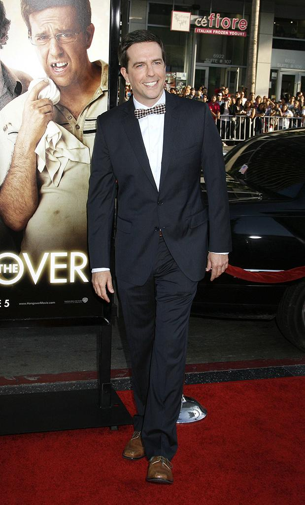 The Hangover LA Premiere 2009 Ed Helms