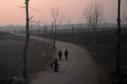 Some 16 million people -- two-thirds of the North Korean population -- depend on the state rationing system