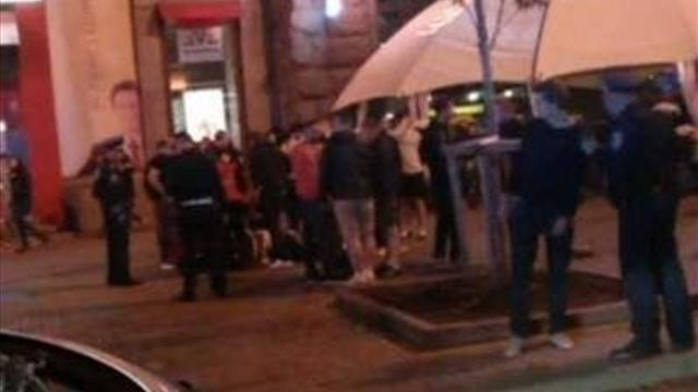 World Cup - England fans hospitalised after clash in Kiev