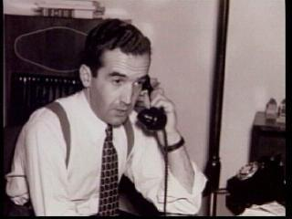 Biography: Edward R. Murrow