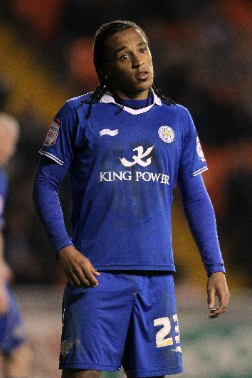 Leicester midfielder Neil Danns has extended his loan spell at Bristol City