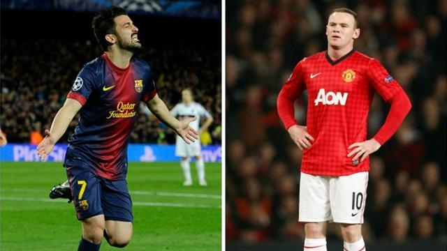 Liga - Transfer round-up: Barca eye Rooney-Villa swap
