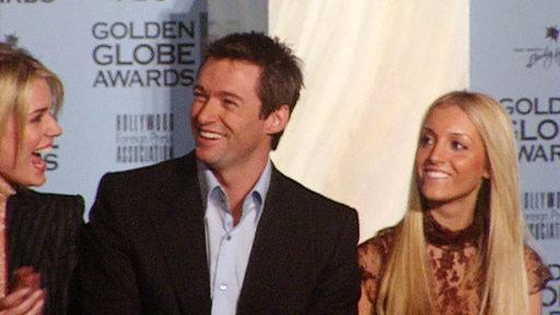 Globes Flashback '01: Jackman's There for 1st Nod