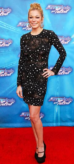"""LeAnn Rimes: Weight Loss Is """"a Natural Progression of Life"""""""