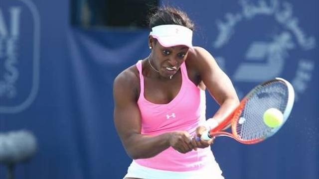 Wimbledon - Stephens too good for Hampton