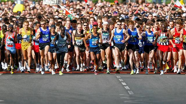 Athletics - UK 'quadruple-checking' London Marathon security