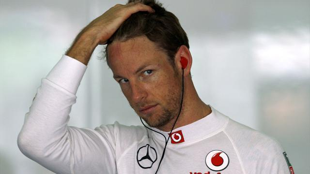 Italian Grand Prix - Button says gear error hampered race