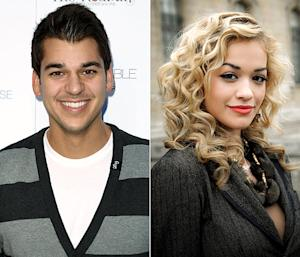 Rob Kardashian Dating Model, Singer Rita Ora