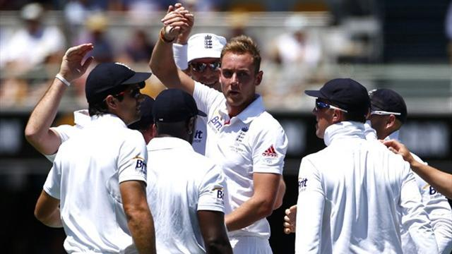 Ashes - Broad 'heartbroken' by Trott exit