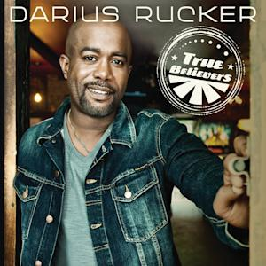 "This CD cover image released by Capitol Nashville shows ""True Believers,"" by Darius Rucker. (AP Photo/Capitol Nashville)"