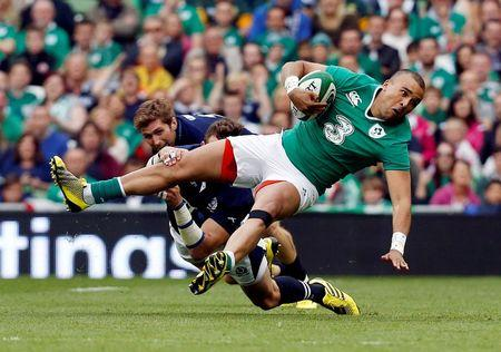 Ireland v Scotland - Guinness Summer Series