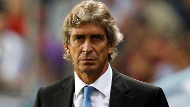 Liga - Pellegrini agent meets with City