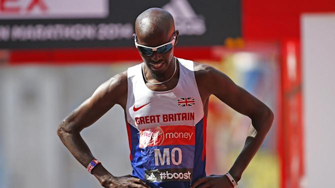 Commonwealth Games - Farah withdraws from Glasgow Games