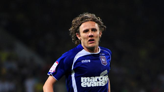 Jimmy Bullard was most recently with Ipswich