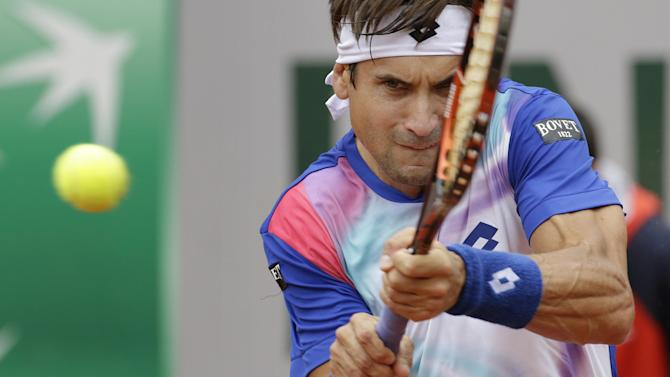 French Open - Ferrer dismantles Bolelli to reach round three