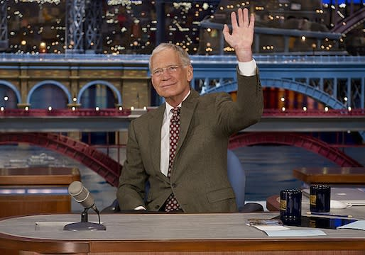 David Letterman to Get Primetime Sendoff, Hosted by Ray Romano