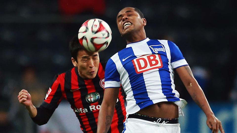 Video: Eintracht Frankfurt vs Hertha BSC