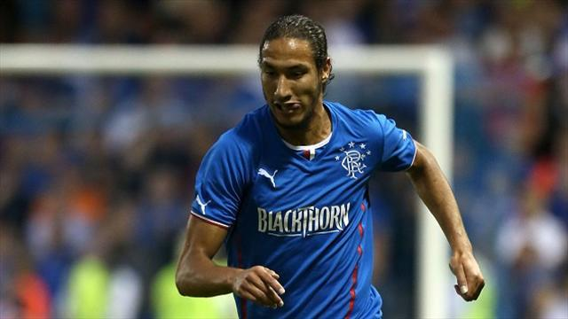 Scottish Football - Mohsni targeting first medal