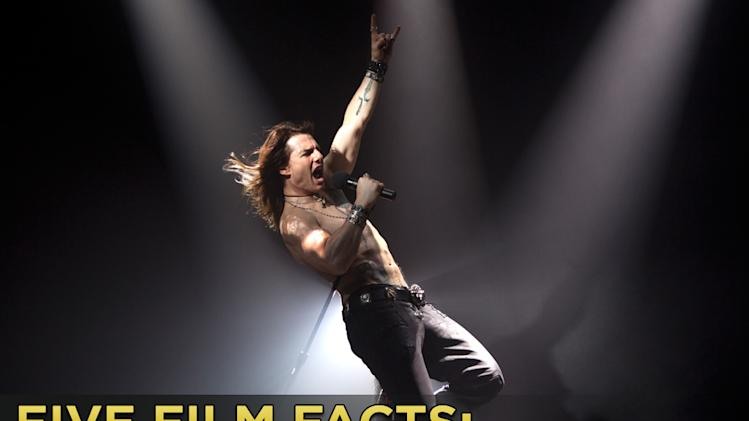 Five Film Facts Rock of Ages
