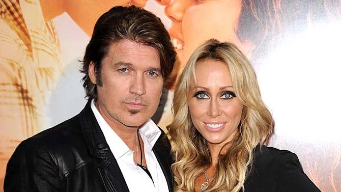 Billy Ray Tish Cyrus The Last Song Pr