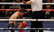 Hatton Retires Again After Losing Fight