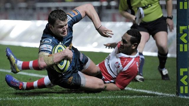 LV= Cup - Scarlets seal victory over Gloucester