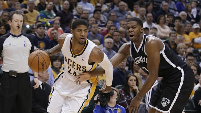 Pacers use third-quarter burst to beat Nets