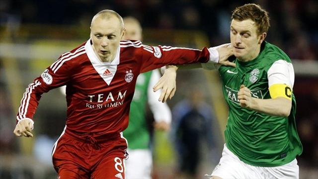 Scottish Premiership - Flood strike sees off Hibernian