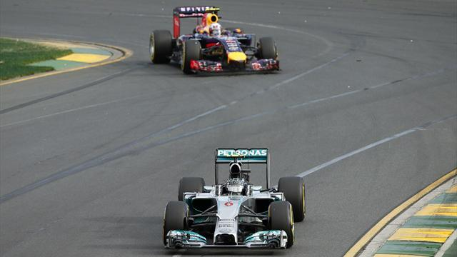 Formula 1 - Mercedes: Red Bull still the benchmark