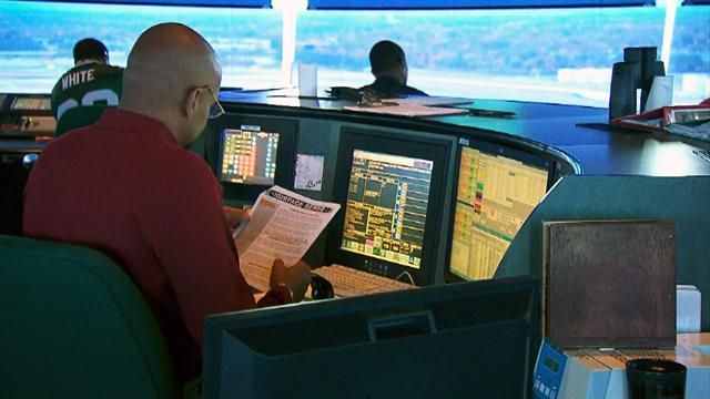 Ending the furloughs of air traffic controllers?