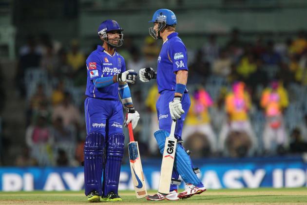 IPL6: Chennai Super Kings vs Rajasthan Royals