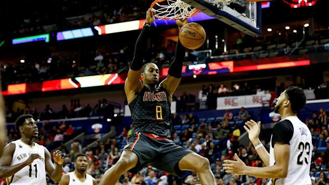 NBA trade rumors: Pelicans asked the Hawks about Dwight Howard, according to report