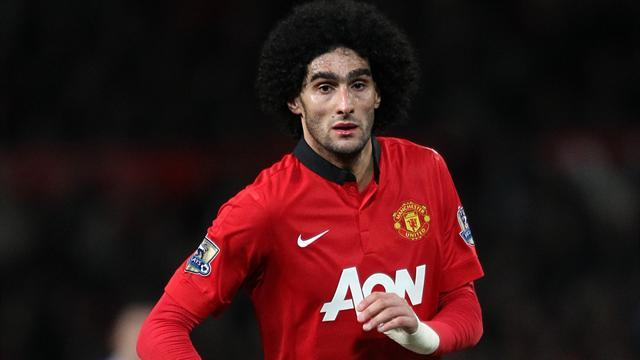 Premier League - FA dismiss Fellaini spit allegation