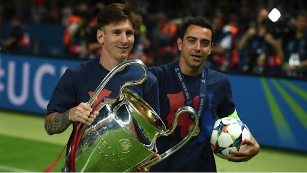 Messi never cheats, insists Xavi