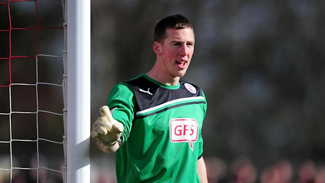 Carl Fletcher believes goalkeeper Rene Gilmartin, pictured, will only get better with more games