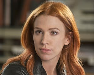 Unforgettable Carrie's 'Twin' Is Spartacus' Wife
