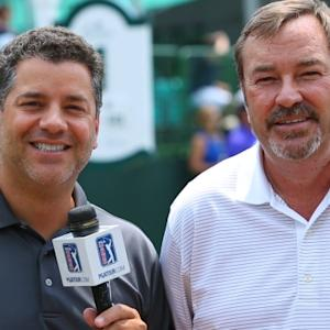 Afternoon preview of Round 1 from The Old White TPC