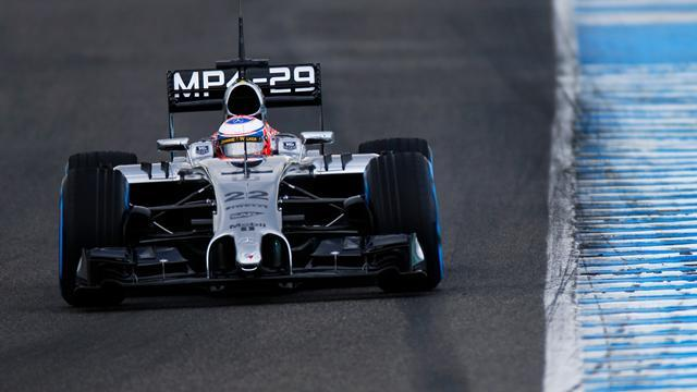 Formula 1 - Button: McLaren are on the right track