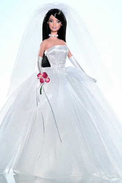 2004: David's Bridal Unforgettable Barbie
