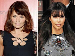 """Helena Christensen Defends Pregnant Kim Kardashian in Open Letter, Calls Criticism of Her Weight """"Despicable"""""""