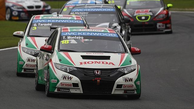 WTCC - Honda close in on maiden title