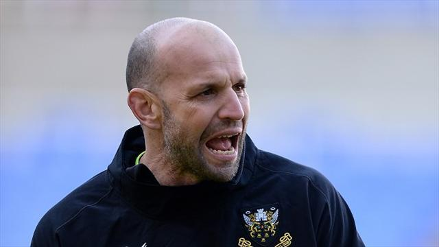 Rugby - Mallinder upbeat after victory