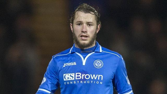 Scottish Football - St Johnstone secure final place with Aberdeen win