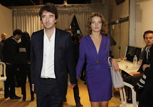 Natalia Vodianova at the Dior Show Antoine Arnault.jpg