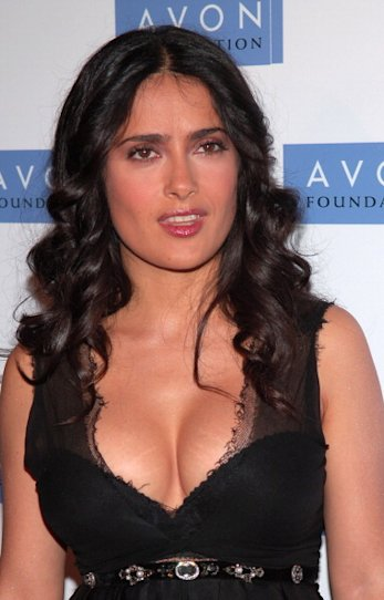 Salma Hayek/ Getty Images