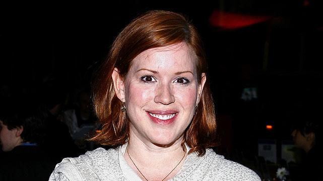 Molly Ringwald attends 'Seeds of Peace'  honoring  New York Mets General Manager Omar Minaya at Capitale on March 13, 2008