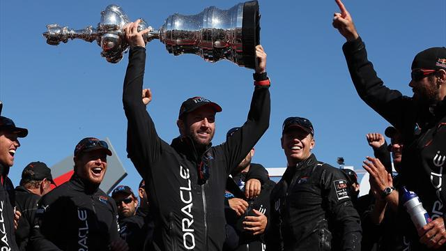 America's Cup - Ainslie making progress on British America's Cup team