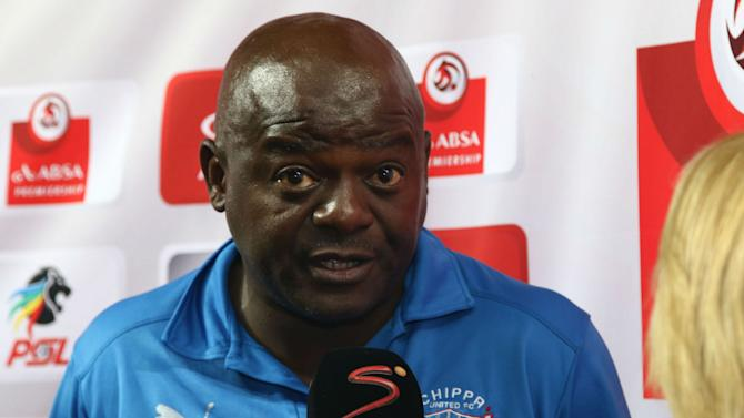 Malesela slams Tignyemb's antics after Chippa United draw with Bloem Celtic