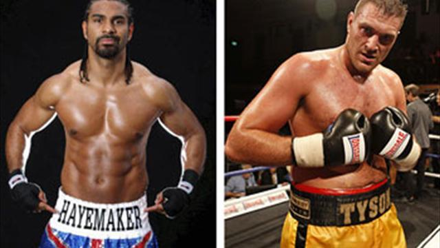 Boxing - Hearn talks up Haye v Fury for later this year