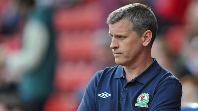 Eric Black is in temporary charge of first team affairs